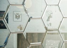 Дизайнерские зеркала на заказ
