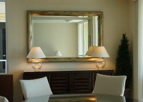 Зеркала в багетных рамах